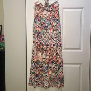 GAP Festival Maxi Dress